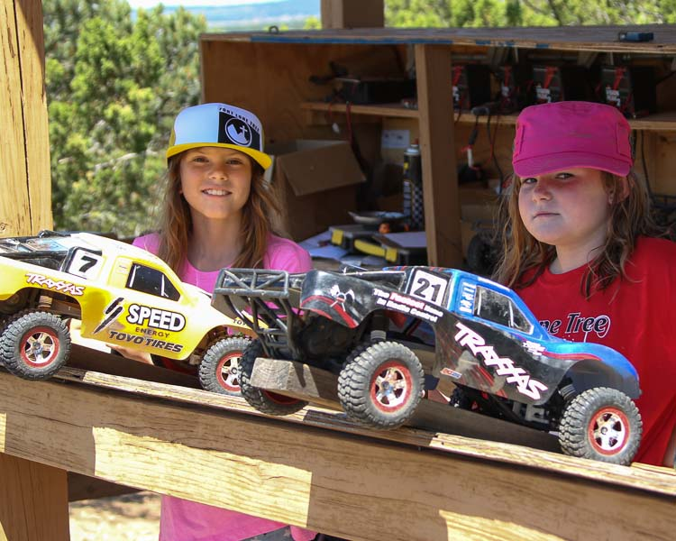 Remote Control Race Cars