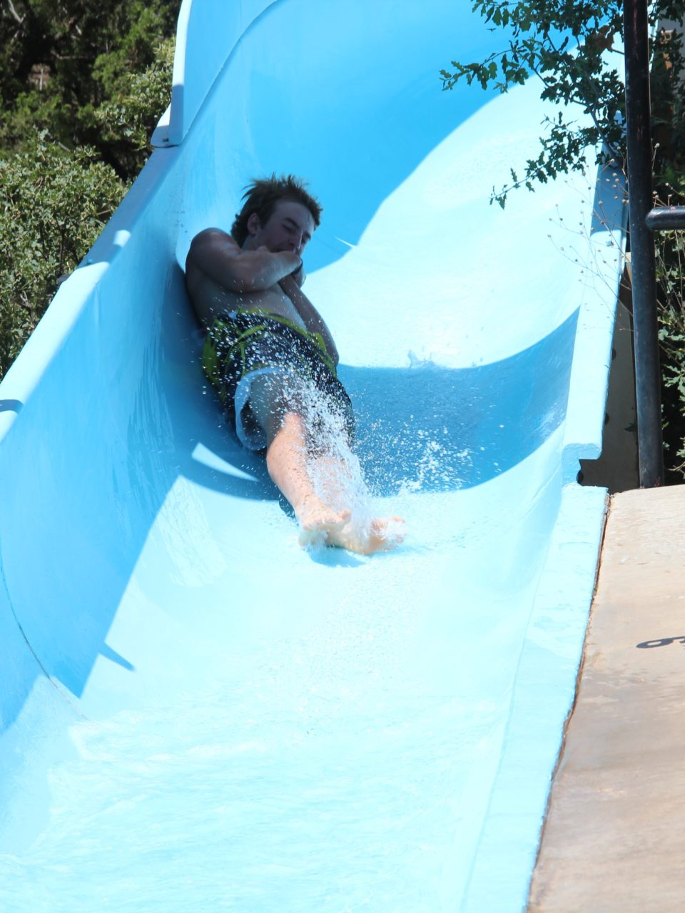 Giant Waterslide