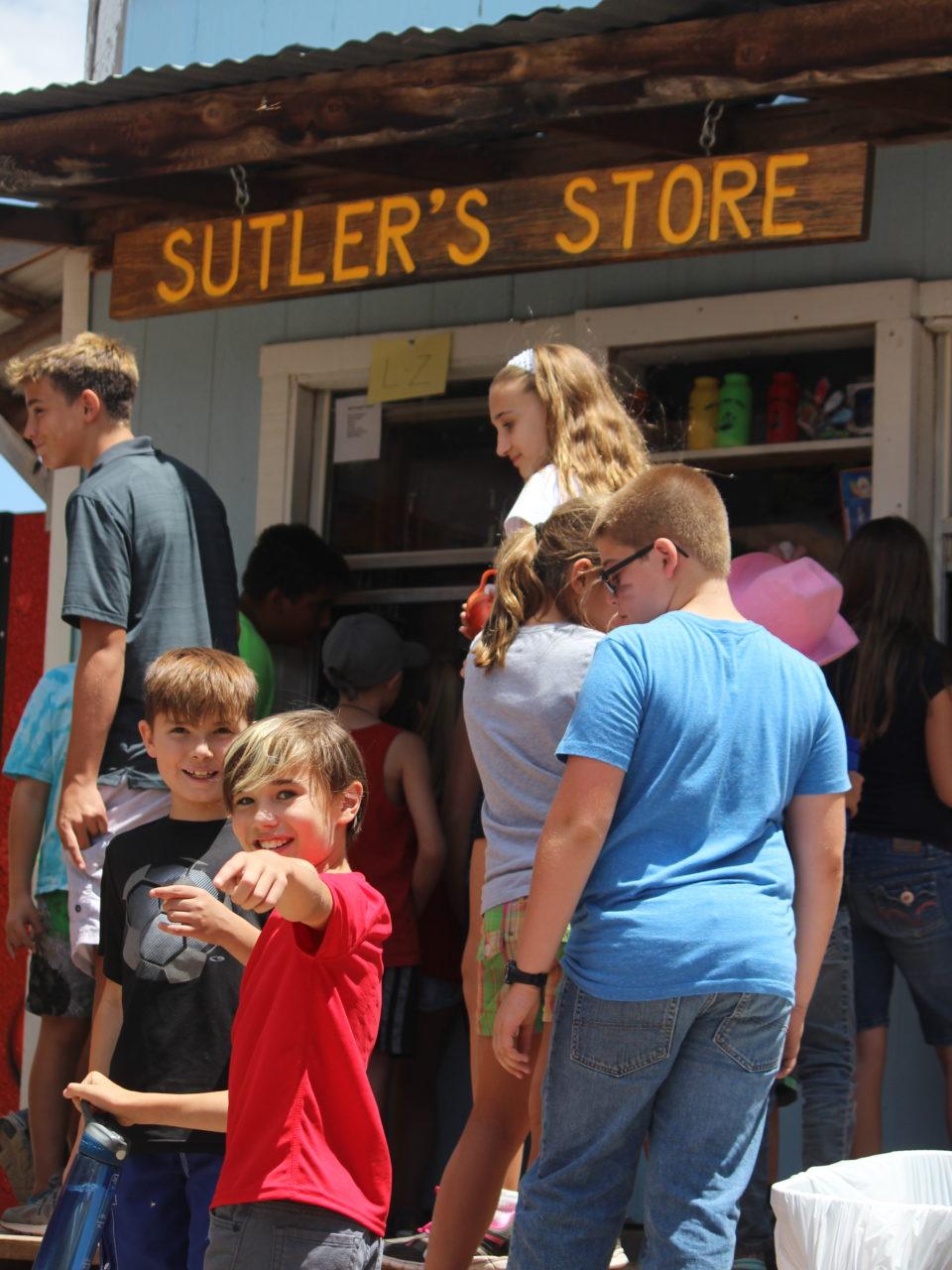 Sutler Store